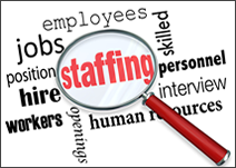 Staffing Company, Working with staffing company